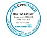 AK CONSULT - стабильный партнер