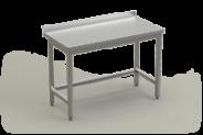 Nerūdijančio plieno stalas